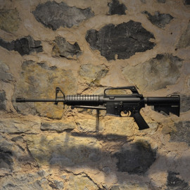 Carabine COLT'S AR15-9X19MM