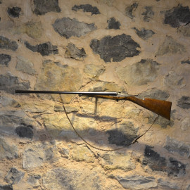 Fusil Darne -16X70
