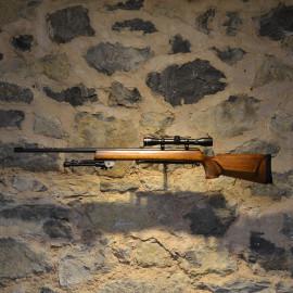 Carabine AMSCHUTZ ULM/D -22LR