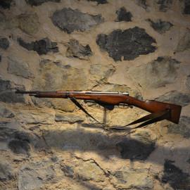 Carabine Berthier M16 - 8-348