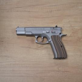 Pistolet CZ 75 INOX -9MM