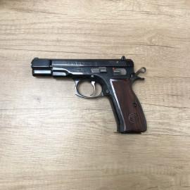 Pistolet CZ 75 Glassy Blue...